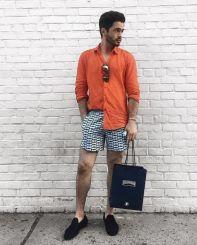 shorts-de-praia-masculino-estampado-verao